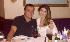 Cachoeira e Andressa, casados desde 2012 Foto: Arquivo Pessoal