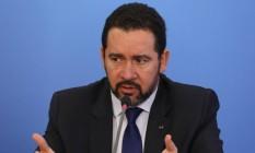 O ministro do Planejamento, Dyogo Oliveira Foto: Jorge William / Agência O Globo / 22-6-2016