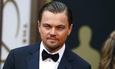 O ator Leonardo DiCaprio Foto: LUCAS JACKSON / REUTERS