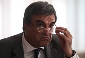 O advogado de defesa da Presidente afastada Dilma Rousseff, José Eduardo Cardozo Foto: André Coelho / Agência O Globo