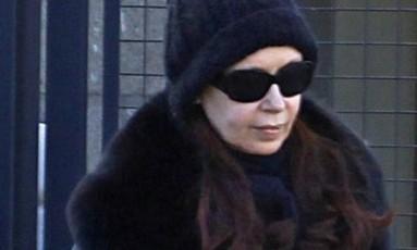 Cristina Kirchner tem vivido em reclusão desde que deixou o governo argentino Foto: Reprodução
