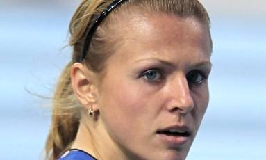 Yulia Stepanova, responsável por trazer à tona esquema de doping no atletismo da Rússia, recebeu aval da IAAF para competir na Rio-2016 Foto: Aleksander Chernykh / AP