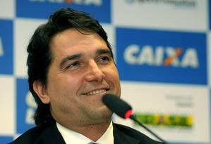 Fábio Cleto, ex-vice da Caixa Foto: Alexandre Durão | Caixa Econômica Federal