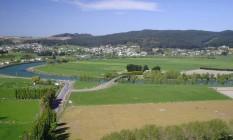 Cidade de Kaitangata, na Nova Zelândia Foto: Divulgação/Clutha District Council
