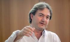 O empresário Joesley Batista Foto: Eliaria Andrade / Agência O Globo / 17-11-11