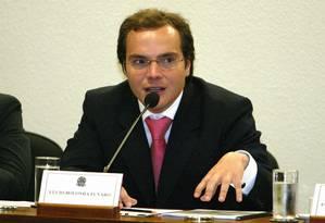O doleiro Lúcio Bolonha Funaro Foto: Roberto Stuckert Filho / Agência O Globo / 8-3-2006