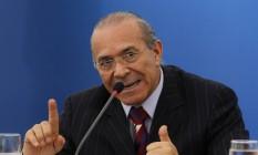 O ministro-chefe da Casa Civil. Eliseu Padilha Foto: Givaldo Barbosa / Agência O Globo / 2-2-6