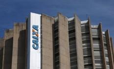 Prioridade. Prédio da Caixa Econômica em Brasília: nomeações no banco estão entre principais focos do governo Foto: O Globo / Michel Filho/4-4-2016