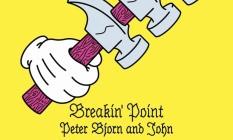 Capa de 'Breakin' point', álbum de Peter Bjorn and John Foto: Reprodução