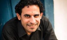 O poeta sírio Abud Said mora hoje em Berlim Foto: Agência O Globo