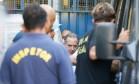 Presos da Operação Saqueador são transferidos do presidio Ary Franco para Bangu 8 Foto: Pablo Jacob / Agência O Globo / 2-7-2016