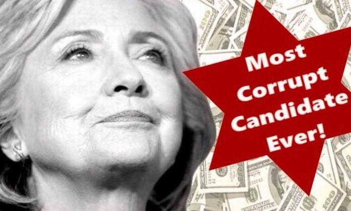 Hillary é questionada pelo FBI sobre mensagem secreta em e-mail privado