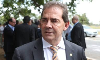 O deputado Paulinho da Força (SD-SP) Foto: André Coelho / Agência O Globo / 26-4-2016