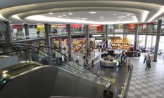 Aeroporto de Congonhas, em São Paulo Foto: Marcos Alves / Agência O Globo