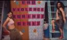 Cena do novo vídeo com música das Spice Girls Foto: Reprodução da web