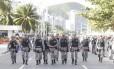 Número de agentes da Força Nacional será reduzido