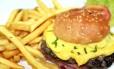 Redução do consumo de junk food equivale a 25 gramas por mês por pessoa.