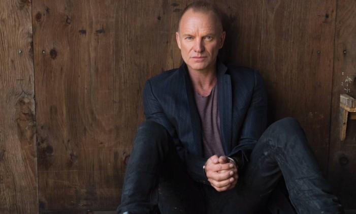 Vinho produzido pelo cantor Sting é o primeiro da lista de rótulos de celebridades do aplicativo Vivino Foto: Agência O Globo