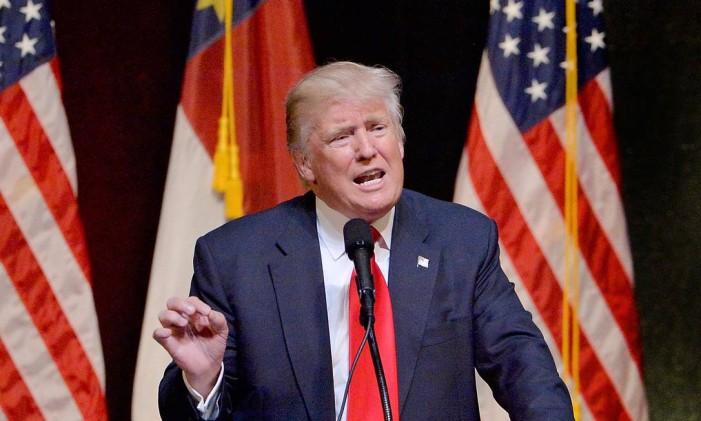 Donald Trump Foto: SARA D. DAVIS/AFP