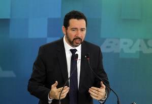O ministro do Planejamento, Dyogo Oliveira Foto: Givaldo Barbosa / Agência O Globo