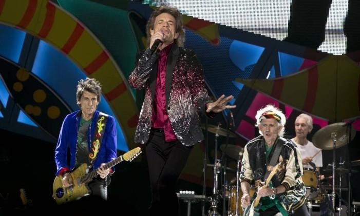 The Rolling Stones Foto: Enric Martí / Enric Martí/AP