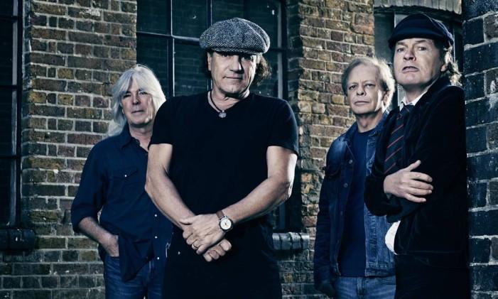 Banda AC/DC Foto: Divulgação