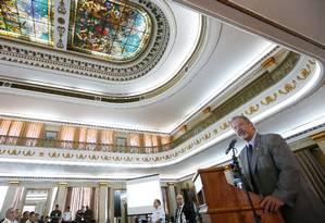 O ministro da Defesa, Raul Jungmann Foto: Pablo Jacob / Agência O Globo