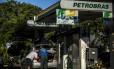 Tanque vazio. Estado do Rio negocia pagamento de combustível para frota oficial
