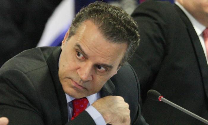 O ex-ministro Henrique Alves Foto: André Coelho / Agência O Globo / 6-6-2016