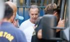 Presos da Operação Saqueador, Adir Assad é transferido para Bangu 8 Foto: Pablo Jacob / Agência O Globo / 2-7-2016