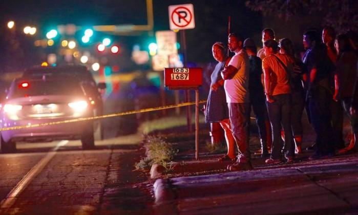 Jovem transmite na web agonia de homem baleado pela polícia nos EUA