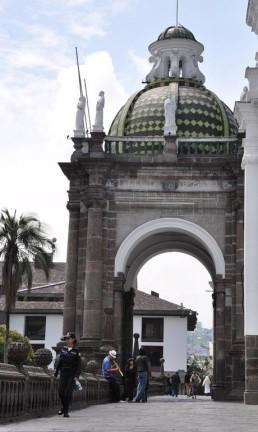 Catedral Metropolitana de Quito Foto: Quito Turismo/Divulgação