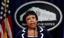 Procuradora-geral americana, Loretta Lynch Foto: KEVIN LAMARQUE / REUTERS