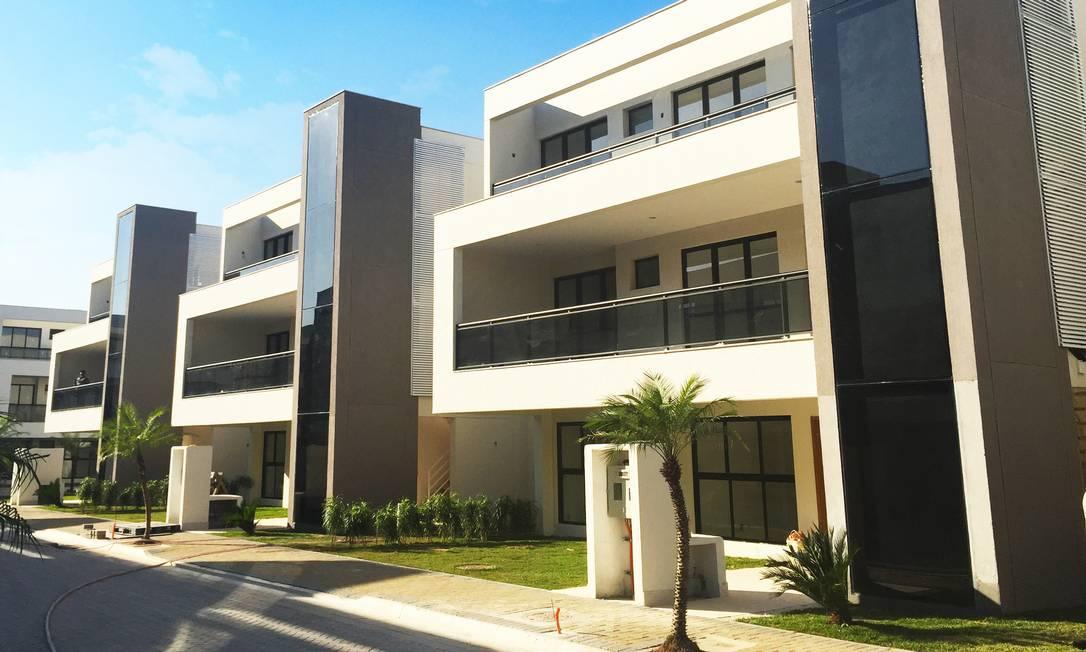Edifício construído pela Leduca vai hospedar jornalistas Foto: Divulgação