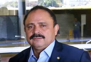 O presidente interino da Câmara, Waldir Maranhão Foto: Ailton de Freitas / Agência O Globo