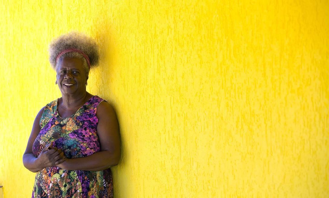 """A escritora, que completa 70 anos em novembro, volta com """"Histórias de leves enganos e parecenças"""" Foto: Gustavo Miranda"""