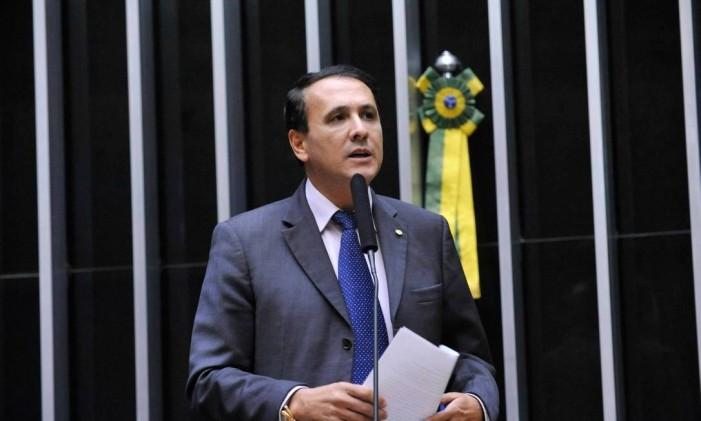 O deputado Carlos Gaguim Foto: Reprodução / Facevook