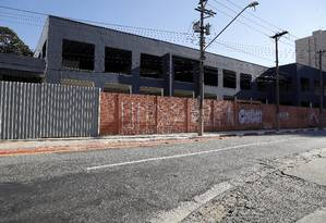 Imóvel em São Paulo que foi comprado por empresa ligada à Odebrecht em 2010 para abrigar sede do Instituto Lula Foto: Edilson Dantas / Agência O Globo / 7-7-2016