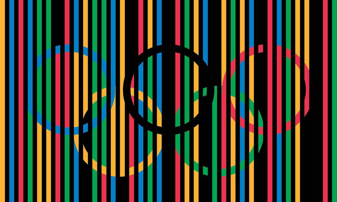 Não faltaram cores no 'Rings of Colors', de Ana Clara Schindler e Estúdio Preto e Branco Divulgação