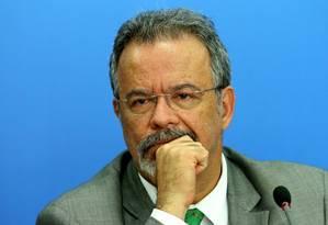 O ministro da Defesa, Raul Jungmann Foto: Jorge William - 25/05/2016 / Agência O Globo
