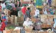 Movimento na Ceasa: central de abastecimento mudará horário de funcionamento