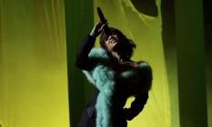 A cantora Rihanna Foto: MARIO ANZUONI / REUTERS