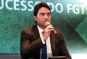 O ex-vice-presidente da Caixa Fabio Cleto Foto: Divulgação