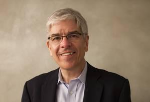 Paul Romer, economista e professor da Universidade de Nova York Foto: Kathi Bahr/ Divulgação