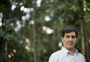 O médido Luiz Roberto Londres Foto: Paula Giolito / O Globo