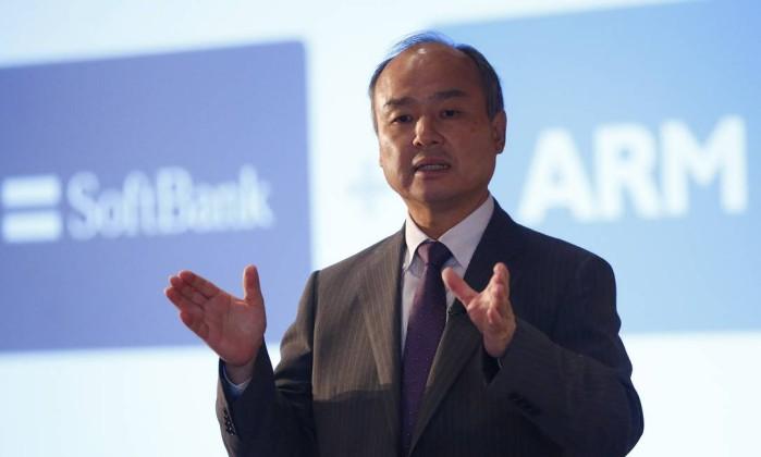 Japonesa SoftBank compra empresa de chips ARM por US$ 32 bilhões