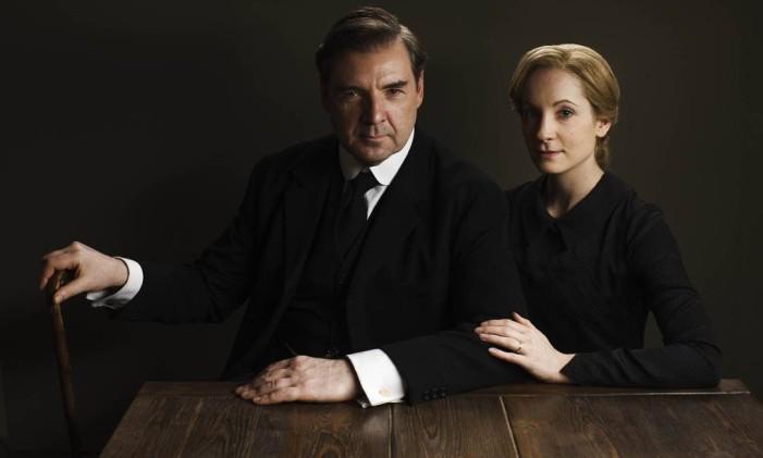 Mr. Bates e Anna Foto: Nick Briggs / Divulgação