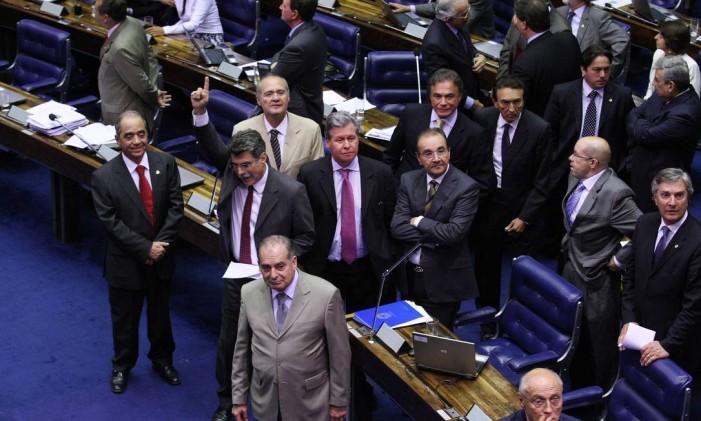 Foto: Ailton de Freitas / Agência O Globo