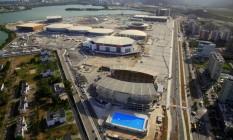 O Parque Olímpico da Barra Foto: Genilson Araújo / Agência O Globo
