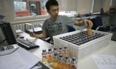 Rechecagens de amostras colhidas em Pequim-2008 e Londres-2012 identificaram mais 45 casos de doping, segundo o COI Foto: Robert F. Bukaty / AP